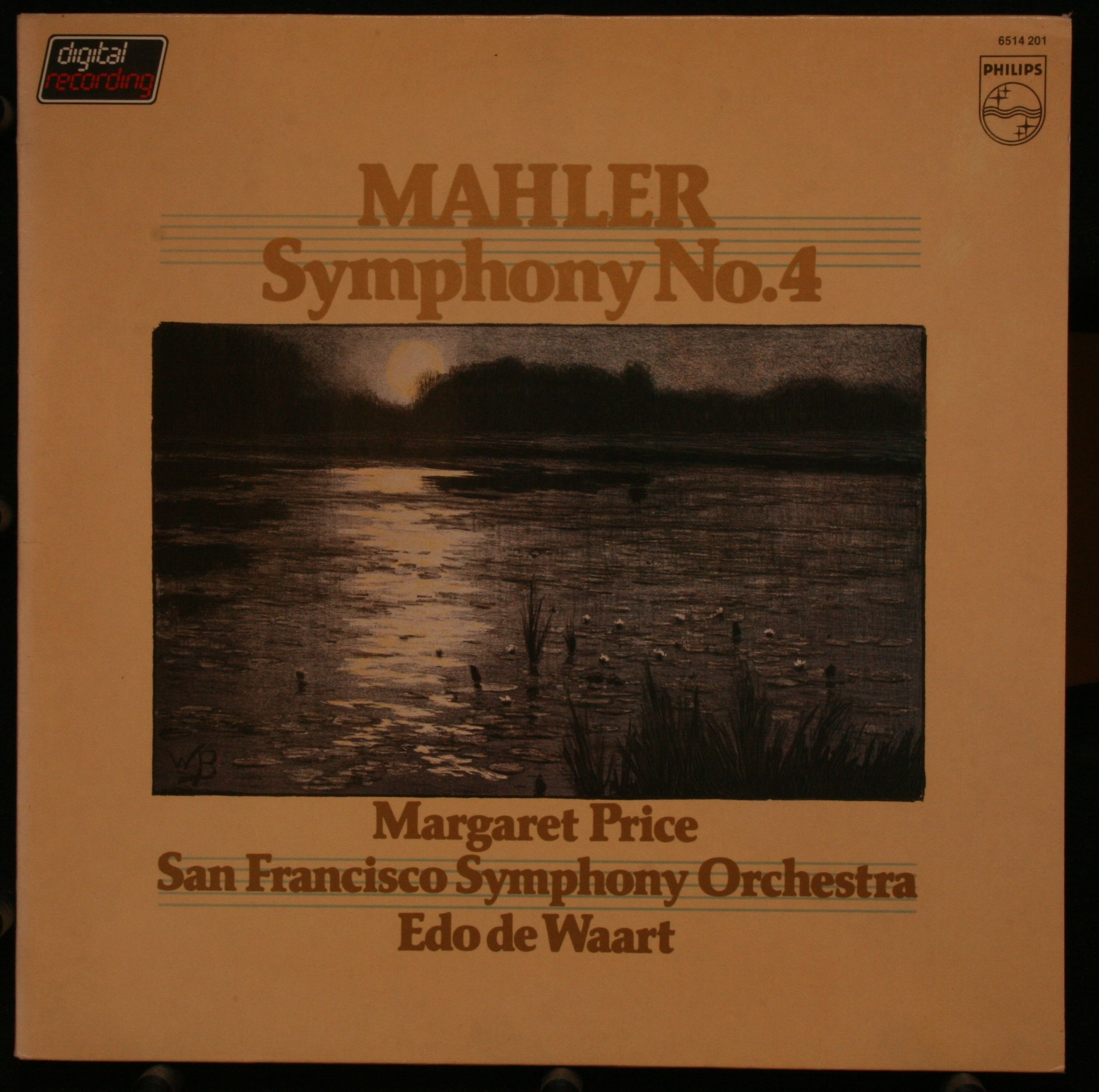 San Francisco Symphony Calendar.Price Margaret San Francisco Symphony Orchestra Symphony No 4
