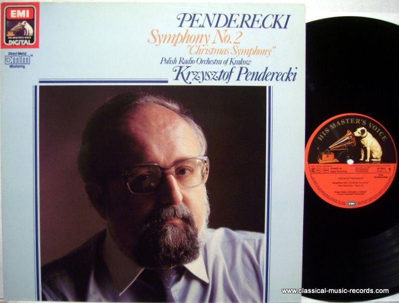 Polish Radio Orchestra Of Krakow | Penderecki, Krz Penderecki: Symphony No   2 ''Christmas Symphony''